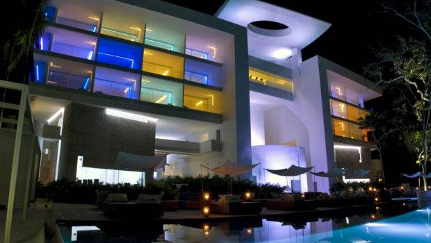 Acapulco Brilliant Uber Modern Hotel Encanto