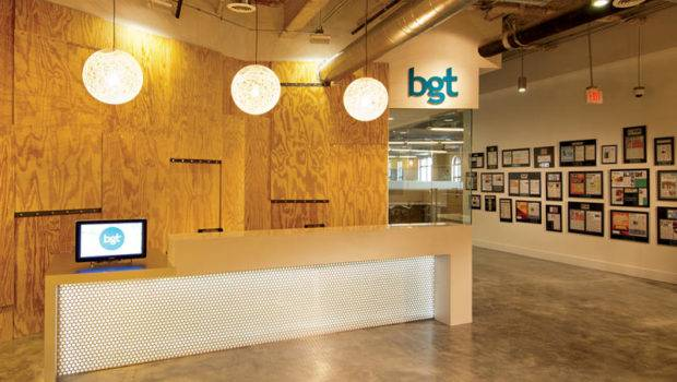 Add Inc Miami Designed Bgt Reception Desk Featuring Crisp White