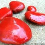 Add Little Whimsy Make Painted Ladybug Garden Rock