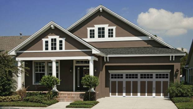 Addition Carriage House Style Garage Doors Complementing Color