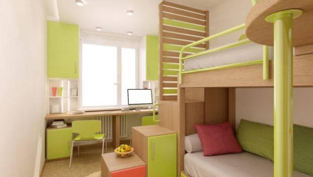 Adorable Bunk Room Ideas
