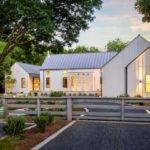 Aesthetic Farmhouse Exterior Designs Showing Luxury