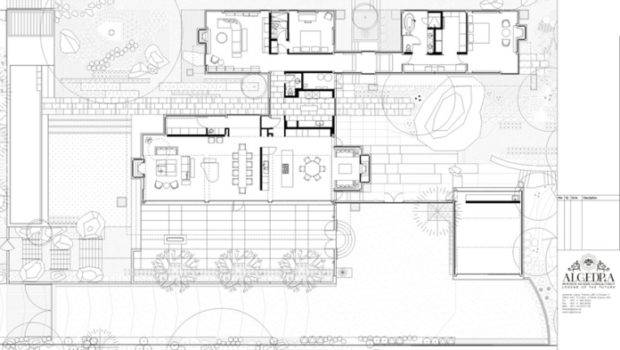 Algedra Interior Design Space Planning