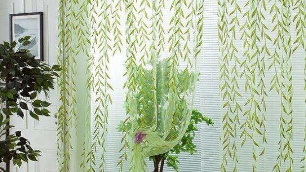 Aliexpress Buy Scenic Window Curtain Modern Rustic
