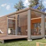 Alp Modern Modular Container House
