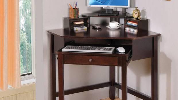 Amazing Application Computer Desks Small Spaces