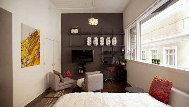 Amazing Beautiful Marvelous Furniture Small Studio