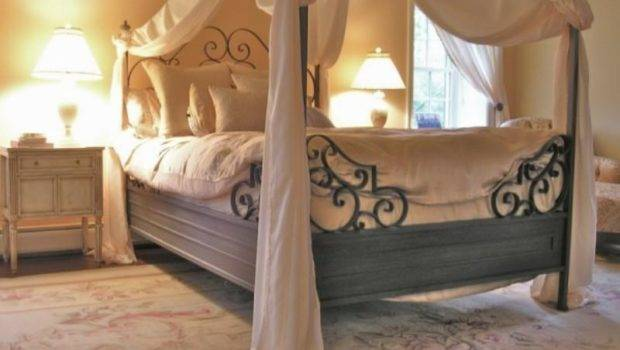 Amazing Canopy Bed Curtains Design Ideas Rilane