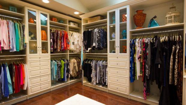 Amazing Closet Feels Like High End Boutique
