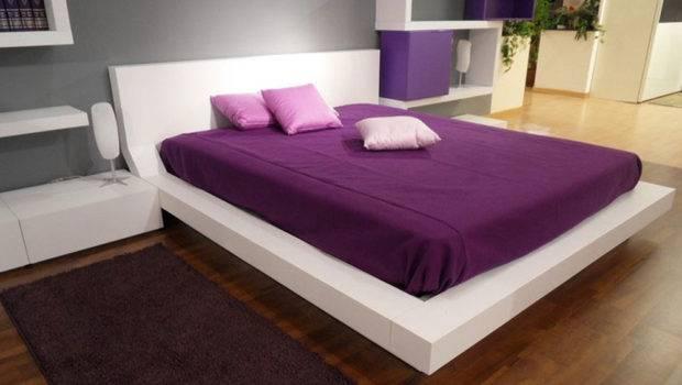 Amazing Contemporary Bedroom Design Unique Wall