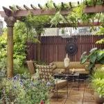 Amazing Eastern Style Rooftop Terrace Garden New York Duplex