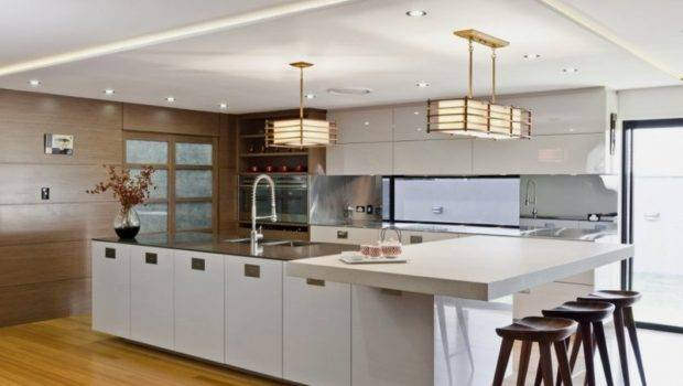 Amazing Modern Japanese Kitchens Kitchen