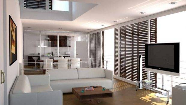Amazing Simple Condo Interior Des Condominium