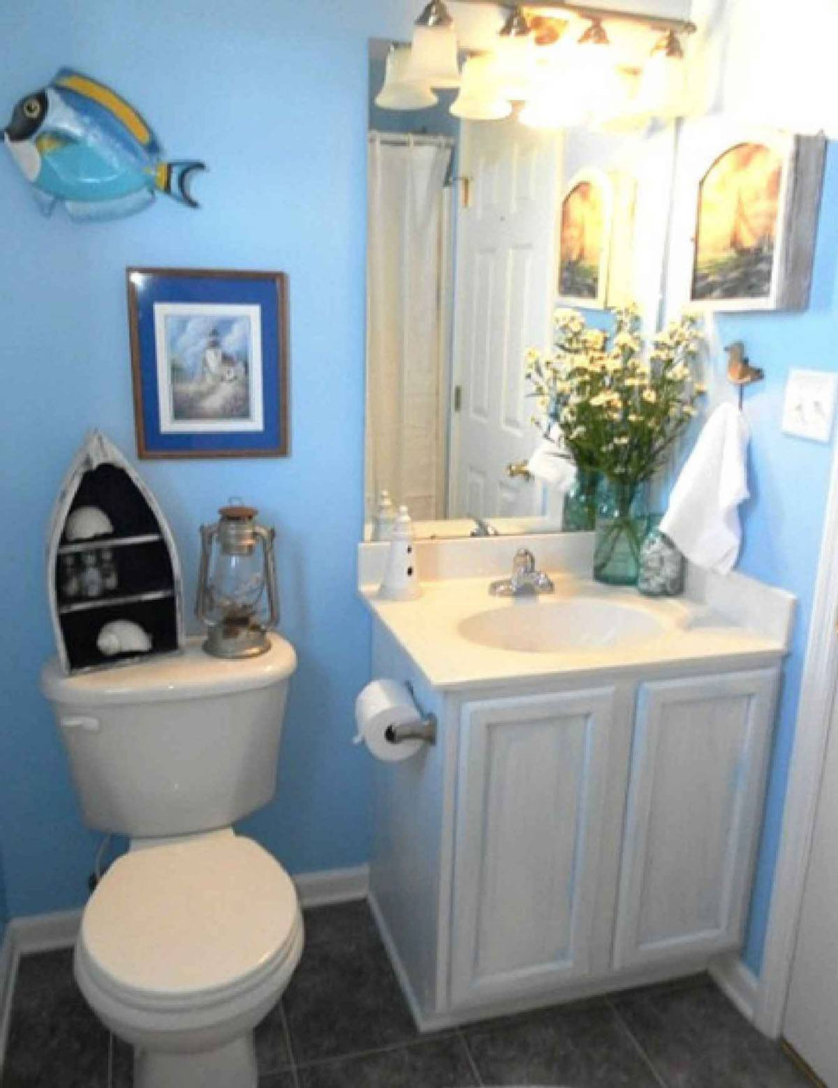 amazing small bathroom paint color ideas  cute homes