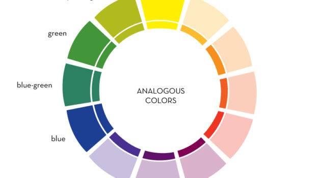 Analogous Color Colors