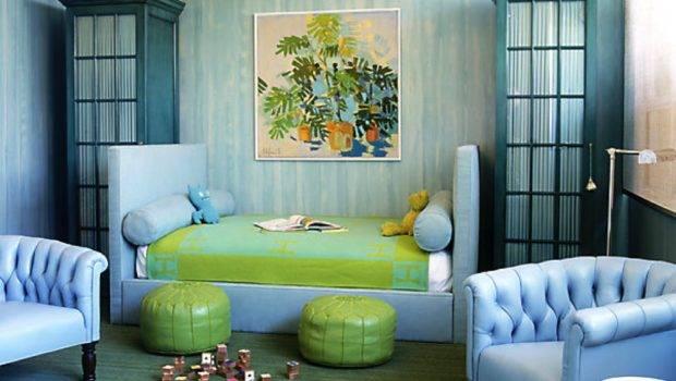 Analogous Color Scheme Interior Design