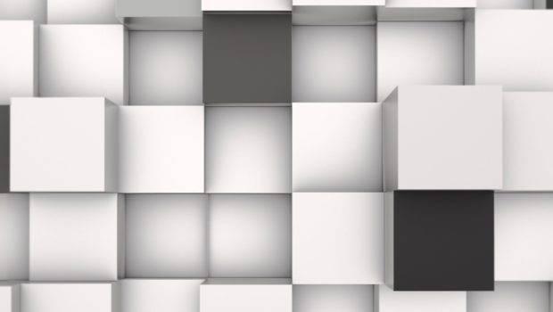 Animation Black White Blocks Youtube