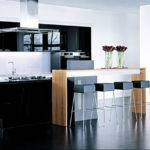 Another Modern Kitchen Design Can Have Multi