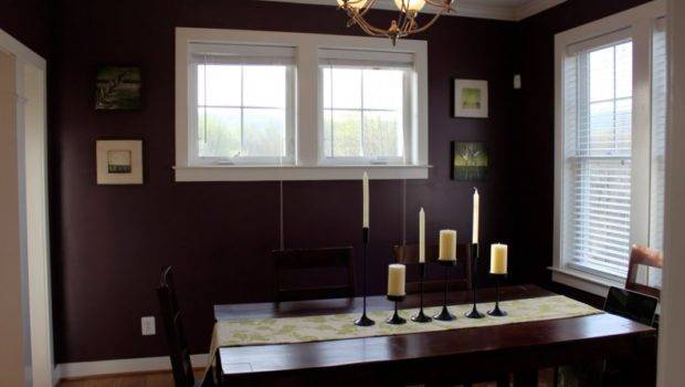 Another Small Dining Room Space Takes Advantage Window