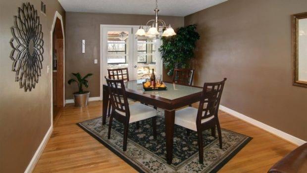 Antique Area Rug Ultramodern Dining Room Design