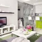 Apartment Decorate Small Living Design Ideas