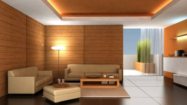 Apartment Design Concept Living Room Interior