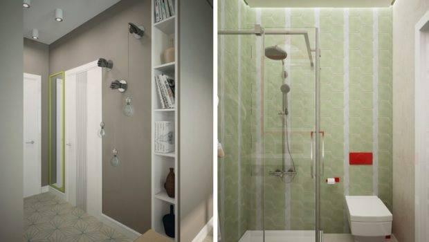 Apartment Minimalist Design Concept Modern Decor Art