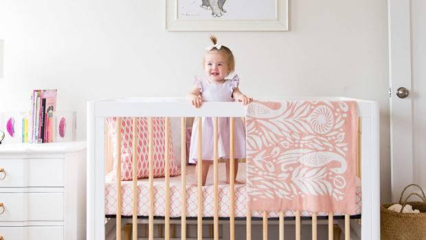Apartment Reveal Rosie Nursery Master Bedroom
