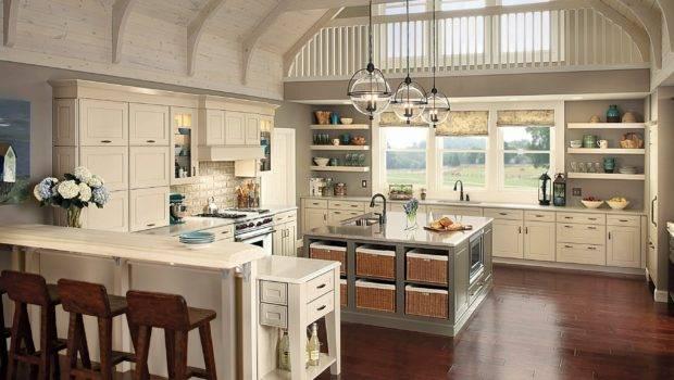 Applying Rustic Farmhouse Kitchen Ideas Home Design Photos