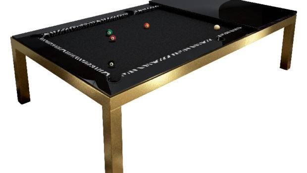 Aramith Fusion Pool Dining Table Comes Delivery