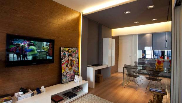 Architects Excellent Example Design Small Apartments
