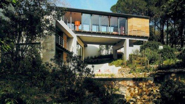 Architectural Modern Forest House One Total Inspirational