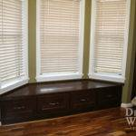 Architecture Here Our Window Seat Ottoman Curved Bench
