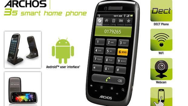 Archos Android Dect Telefon Dayfly Jetzt Oder Nie