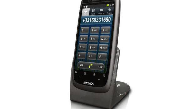 Archos Smart Home Phone Skroutz