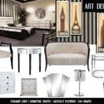 Art Deco Design Create Jazzy Bedroom Easy