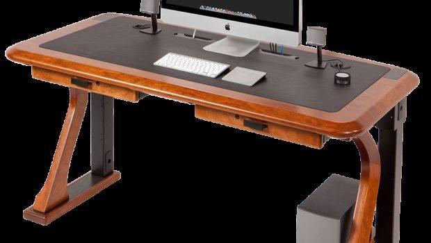 Artistic Computer Desk Caretta Workspace