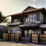 Asian Style Architecture Japanese Exterior Photos Designs