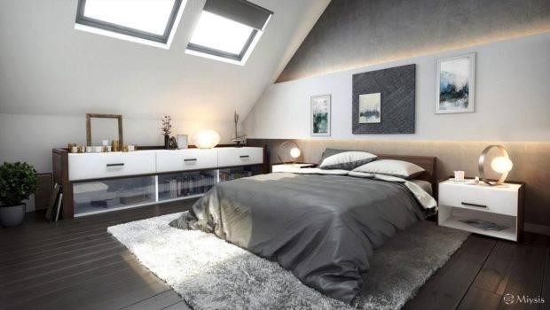 Attic Bedroom Ideas Interior Design