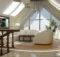 Attic Design Ideas Living Room Villa Garcia All House