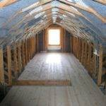 Attic Floor Quiet House