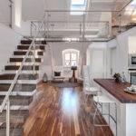 Attic House Interior Design Ideas