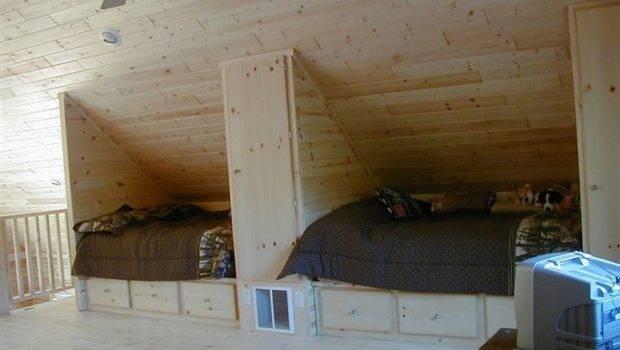 Attic Ideas Closet Bedrooms Beds Bad Loft