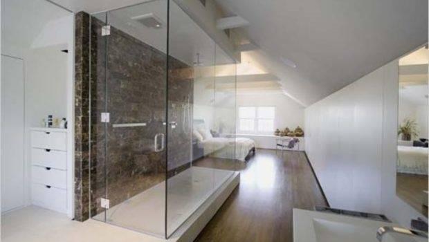 Attic Master Bedroom Ideas Shower Bed