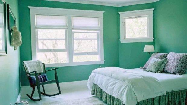 Attractive Bedroom Paint Color Ideas House Design