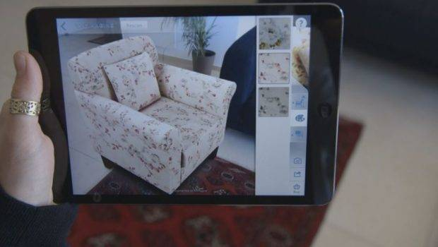 Augmented Reality Tech Fills Your Living Room Virtual