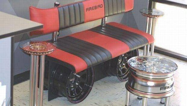 Auto Parts Bench