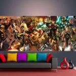 Avengers Custom Wall Mural Marvel Comics