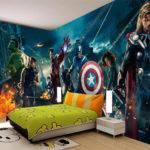 Avengers Marvel Super Heroes Wall Mural