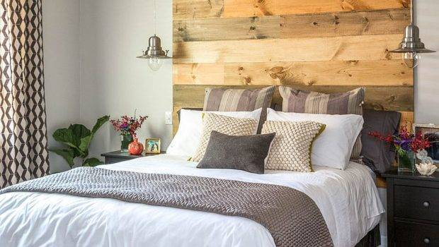 Awesome Bedrooms Reclaimed Wood Walls